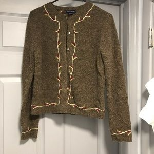 gorgeous Ann Taylor sweater